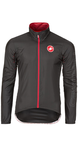 Castelli Velo Jacket Men black